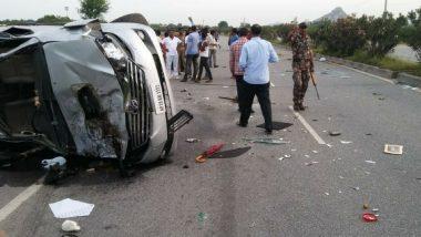 Nandamuri Harikrishna Dies in a Road Accident in Telangana; He Was 61