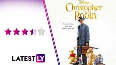 Christopher Robin Movie Review: Ewan McGregor Makes Friends With Winnie The Pooh in This Endearing Trip Down the Memory Lane