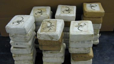 Europe Heatwave; Belgian Drug Dealers Get Locked in Cocaine Box, Call Police to Help Them