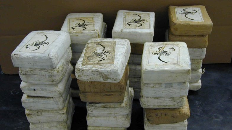 160 kg Cocaine Found in Bananas Shipped to Poland