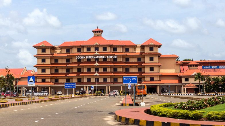 Cochin International Airport in Kerala to Remain Shut During Daytime From November 2019 to March 2020