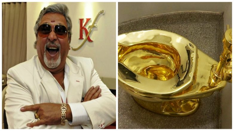 Vijay Mallya Has 'A Toilet of Gold' at London Mansion, Reveals Author James Crabtree