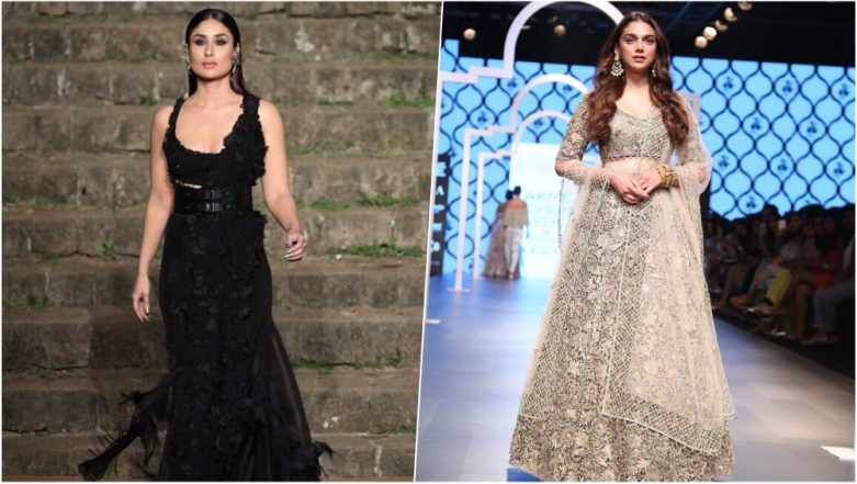Lakme Fashion Week (LFW) Winter/Festive 2018 Dates & Schedule: Kareena Kapoor Khan & Other Showstoppers of the Five-Day Fashion Show in Mumbai