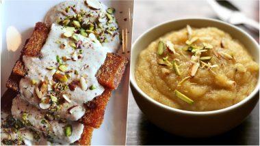 Karwa Chauth 2019 Dinner Recipes: Lip-Smacking Dishes to Eat Post Breaking Karva Chauth Vrat