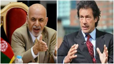 Pakistan: Afghan President Ashraf Ghani to Visit Islamabad to Meet PM Imran Khan This Week