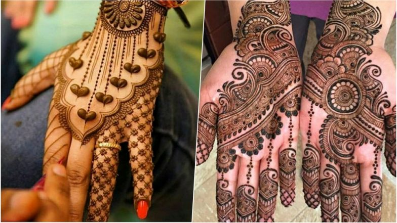 Kajari Teej 2018 Mehndi Designs Significance Of Applying Mehndi