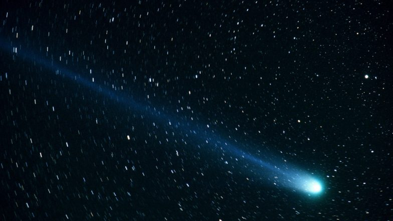 Incredible 'Hulk Comet' to Make the Northern Hemisphere Sky Glow Green Today; It's Closest Approach to Earth