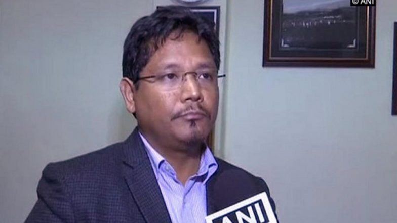 Meghalaya CM Conrad Sangma Urges Legislators to Adopt Schools in Remote Area