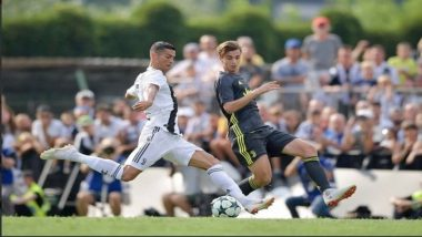 Serie A 2018 Chievo vs Juventus: Check out the Live Streaming and Telecast Details of Cristiano Ronaldo's Debut Match