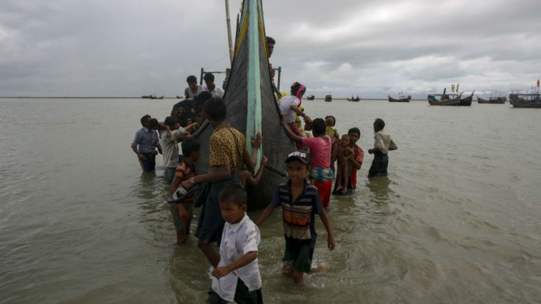 UN Says Myanmar's Military Brass Should be Tried for Genocidal Crimes Against Rohingya