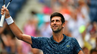 Novak Djokovic Pays Tribute to His Family After Shanghai Masters 2018 Win; Says They Have Been Phenomenal