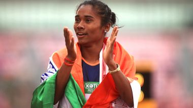 Hima Das on 200m False Start at Asian Games 2018: Even Usain Bolt Had One, Says Ace Sprinter