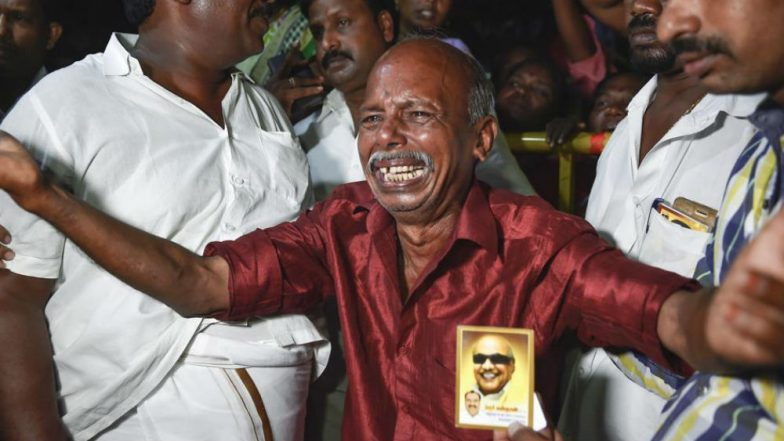 Karunanidhi Dead at 94: Read Full Statement Issued by Kauvery Hospital in Chennai