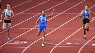 Asian Games Silver Medalist Dutee Chand Will Continue to Train in Hyderabad Until Next Year's Asian and World Championships