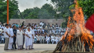 Ashes of Atal Bihari Vajpayee to Be Taken by Road From Delhi to Prem Ashram, Har-Ki-Pauri in Haridwar
