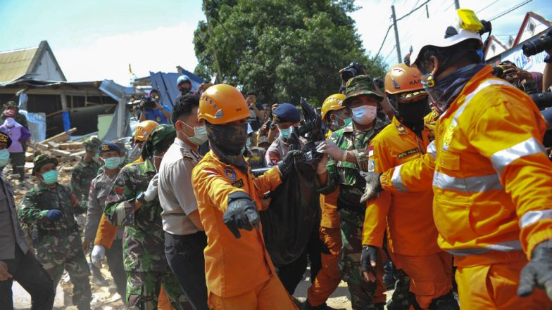 Earthquake in Indonesia: Death Toll Climbs to 347, Thousands Await Aid