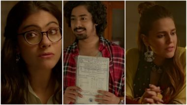 Helicopter Eela Quick Movie Review: Kajol and Riddhi Sen's Film Has Some Feel-Good Moments