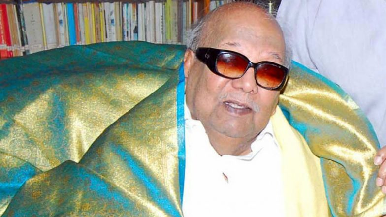Will the Dravidian Movement be Diluted with Karunanidhi's Death?