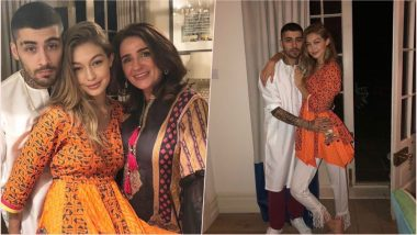 Eid-al-Adha 2018: Gigi Hadid and Zayn Malik Celebrate The Festival Together - See Pic