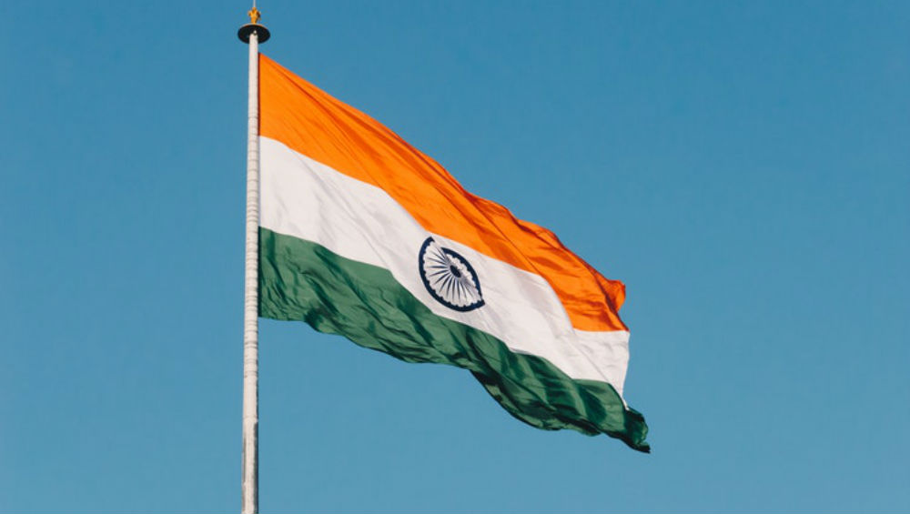 Tricolour Import From China And Other Countries Banned by Government to Boost Sale of Indian National Flags Made by Khadi Industry
