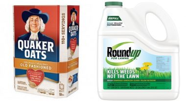 Monsanto Weedkiller that 'Probably' Causes Cancer Found In Quaker Oats and Other Breakfast Cereals