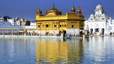 Golden Temple in Amritsar Will Soon Have Kitchen Running on Biogas Fuel
