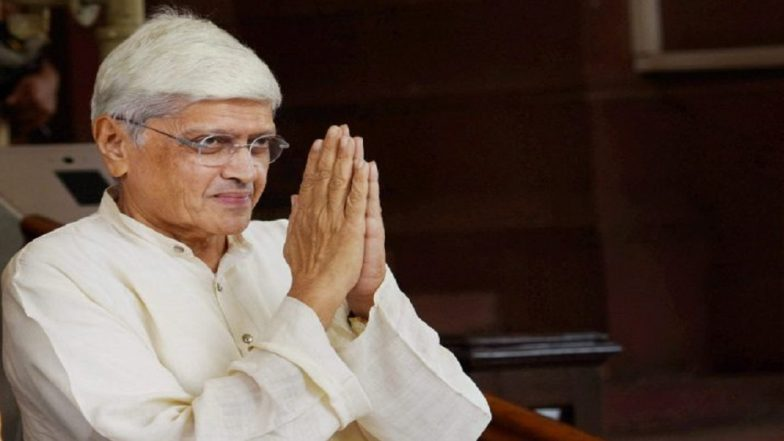 Gopalkrishna Gandhi Conferred with Rajiv Sadbhavna Award