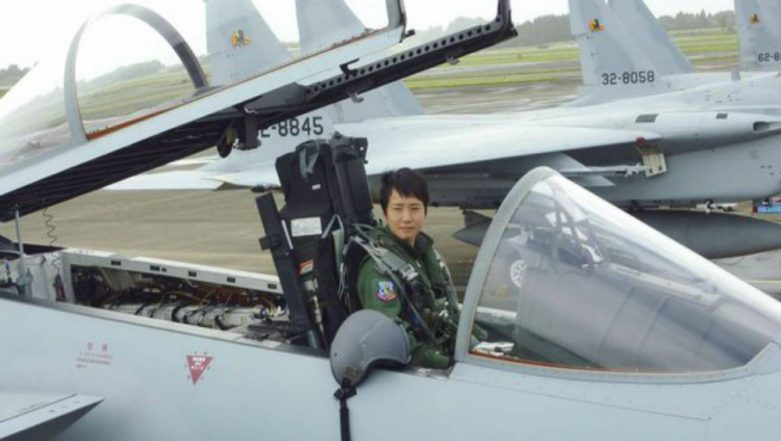 Lt. Misa Matsushima, 26, Has Become Japan's First Woman Fighter Pilot