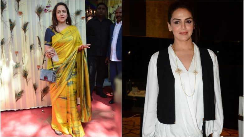 Lakme Fashion Week 2018: Hema Malini and Daughter Esha Deol Set to Catwalk for 'Cakewalk'