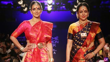 Esha Deol and Hema Malini Walk Out of the Stage at the Lakme Fashion Week 2018 – Watch the Video and Know Why