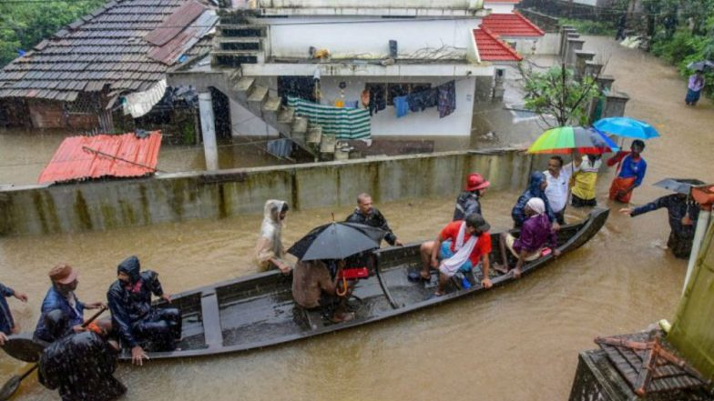Kerala Weather Update for Next 48 Hours: IMD Indicates Slight Reduction in Rain Intensity, Relief From Flood