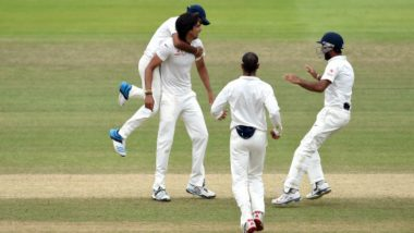 Here's What Happened Last Time When India Faced England in a Test Match at Lord's
