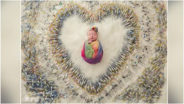 Challenges of IVF: This Picture Of Baby Surrounded by Syringes Tells a Touching Story!