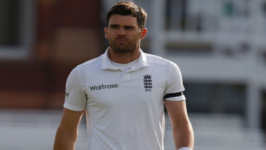 England's James Anderson Gets Smacked on his Cheeks While Playing Golf! Watch Video