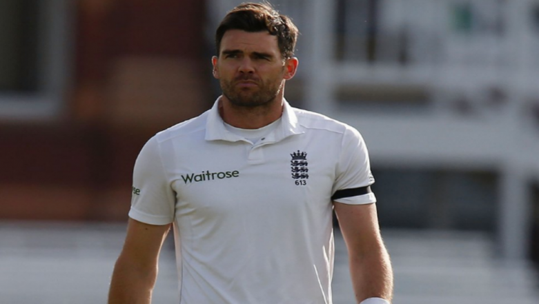 James Anderson Suffers Knee Injury During County Game