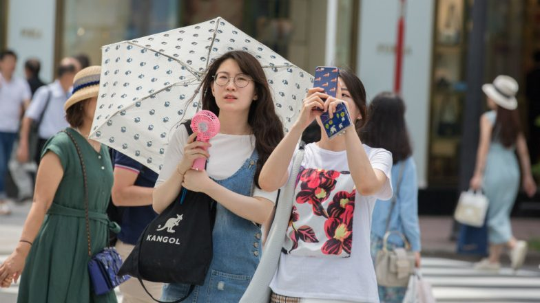 Japan Heatwave: New Ways Adopted by Japanese Populace to Beat The Heat, Check Here