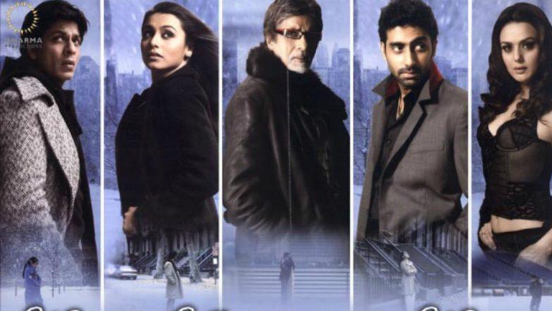 12 Years Of Kabhi Alvida Na Kehna: Abhishek Bachchan, Preity Zinta and Karan Johar Revisit The Charm of KANK!