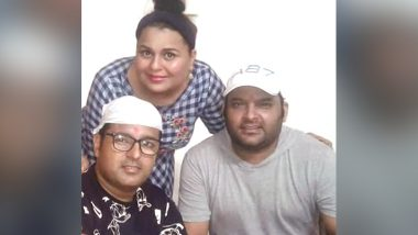 Kapil Sharma Looks Hale and Hearty in These Latest Pics From Rakshabandhan Celebrations