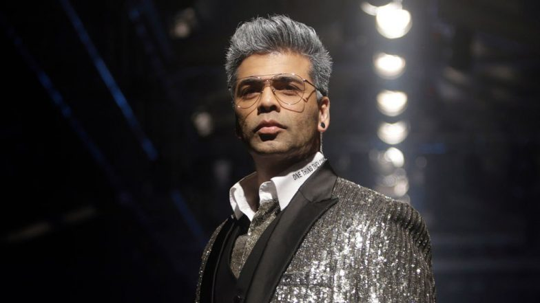 Karan Johar Opens Up About His Sexuality and Relationship Status, Says It's Too Late To Date!