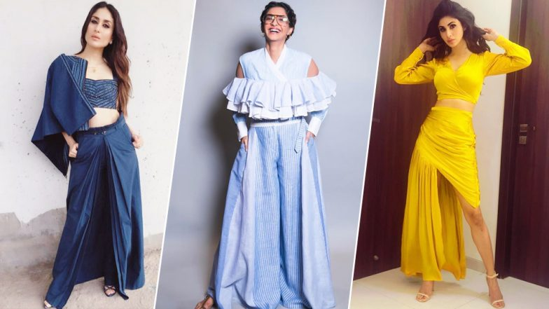 Kareena Kapoor, Sonam Kapoor, Mouni Roy and Other Bollywood Actresses Dressed in Co-Ord Sets Will Make You Want to Get One Too!