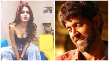 Hrithik Roshan to Enthrall Us With His Dance Skills With TV Hottie Karishma Sharma in Super 30?