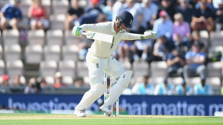 IND vs ENG 4th Test 2018 Video Highlights: Watch Jasprit Bumrah Dismiss Keaton Jennings With an Incredible Delivery