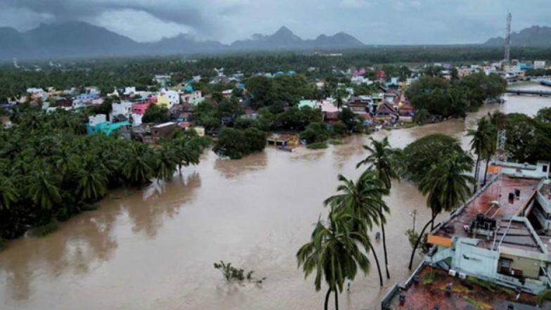 Telangana Announces Rs 25 Crore Aid For Flood-hit Kerala