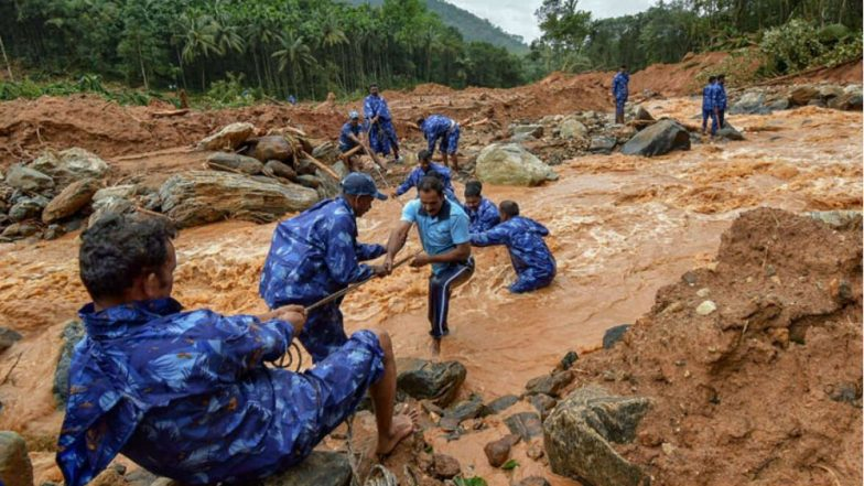 Kerala Flood Death Toll Mounts to 370, Rescue Operations Continue