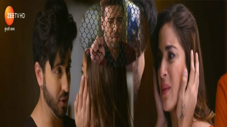 Kundali Bhagya 27th August 2018 Written Update of Full Episode: Prithvi Panics as he Sees Karan And Preeta Together