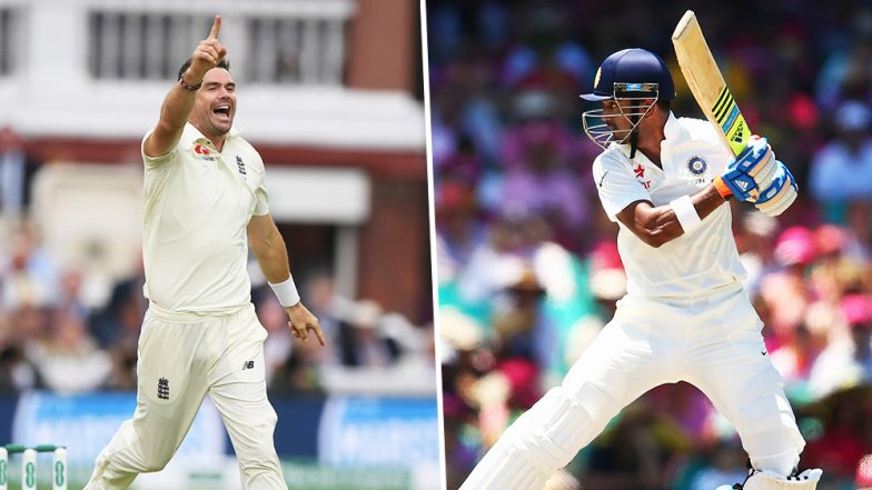 Ind vs Eng 2018 2nd Test Video Highlights: Murali Vijay & KL Rahul Depart Early; Get Trolled by Netizens