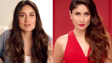 Look As Glamorous As Kareena Kapoor Khan Who Launches Her Own Makeup Line - Watch Video