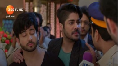 Kundali Bhagya 20th August 2018 Written Update of Full Episode: Karan Gets Arrested For Molestation