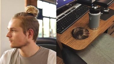 Clip-On Man Buns Are a Trend! Men Can Now Rock The Hairstyle Without Growing Out Their Hair (See Pics)