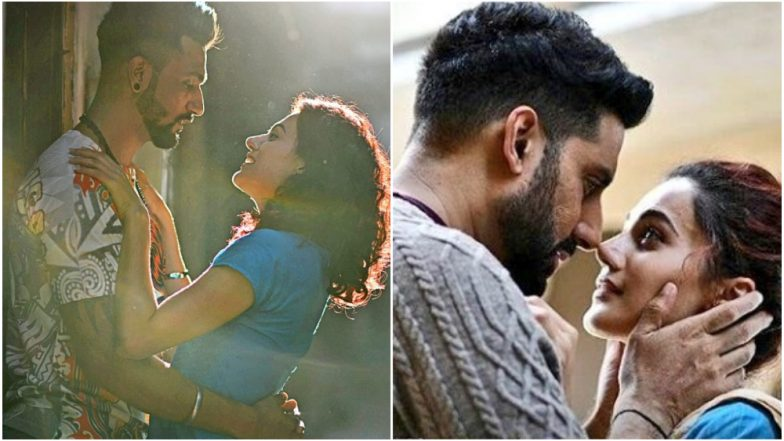 Manmarziyaan First Reviews from TIFF 2018 OUT! Taapsee Pannu Gets Lion's Share of Praise; Abhishek Bachchan, Vicky Kaushal Get Applauded Too!